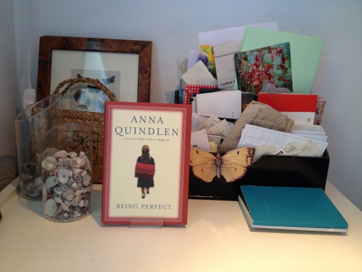 On Being Mom, by Anna Quindlen